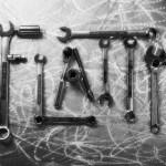 Zestaw kluczy nasadowych dla majsterkowiczów